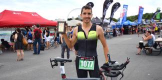 je suis débutant duathlon à Montréal en 2016