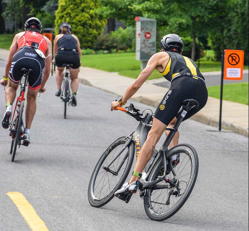 Championnat québécois de duathlon sprint 2018 : un vrai mano à mano !