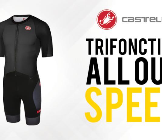 Test trifonction Castelli All Out Speed : confortable, pratique et aéro !